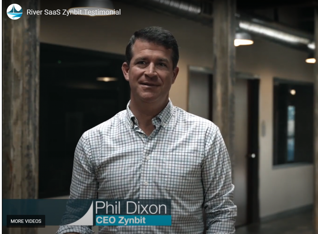 ZynBit CEO Phil Dixon