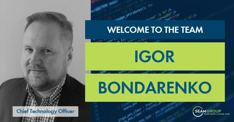 Igor Bondarenko SEAM Group Announcement