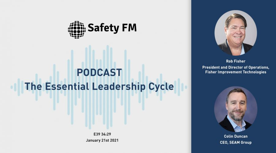 safety fm podcast colin duncan