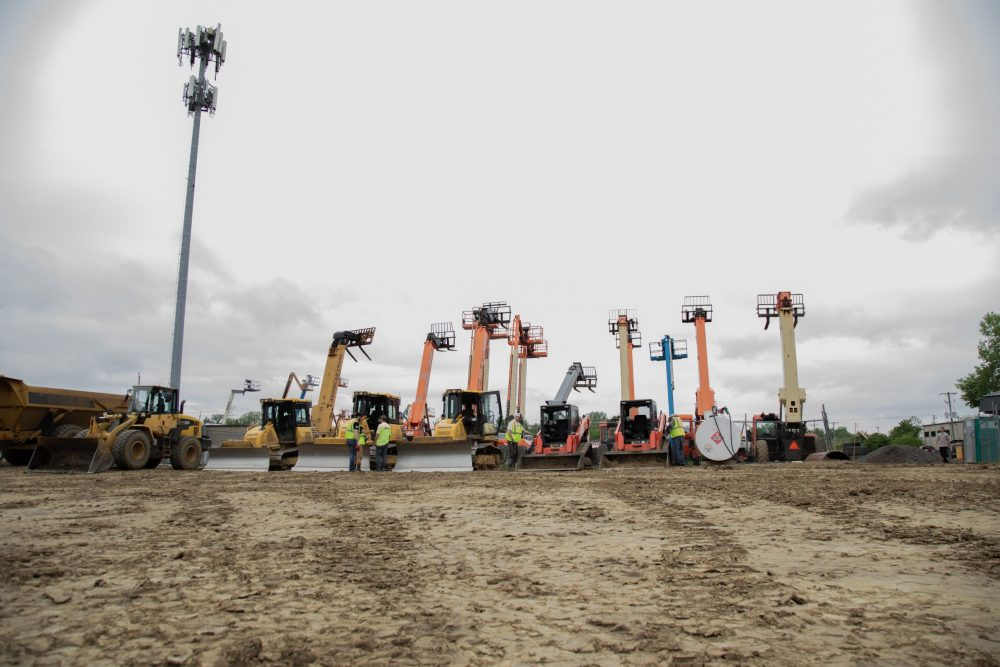 specialized heavy equipment training