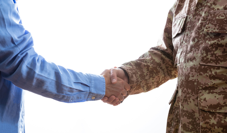 jobs for military veterans without degrees